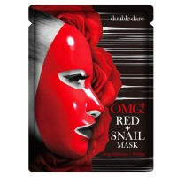 Double Dare OMG! Red Snail Mask
