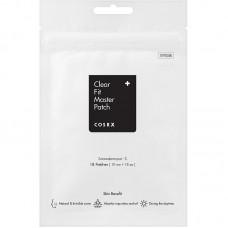 Cosrx Clear Fit Master Patch Plasturi pentru cosuri