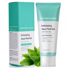 Mother Made Green Tea Exfoliating Aqua Peel Gel Exfoliant 100 ml