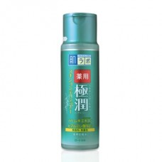 Hada Labo Gokujyun Skin Conditioner Medicated Lotion 170 ml Lotiune cu acid hialuronic pentru ten mixt/gras/predispus la acnee
