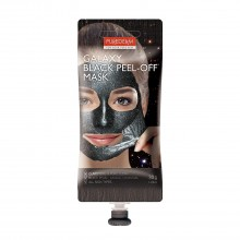 Purederm Galaxy Peel-off mask Black 30 ml