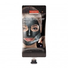 Purederm Galaxy Peel-off mask Black 30 ml
