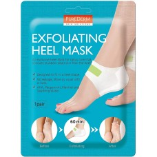 Purederm Exfoliating Heel Mask Masca Exfolianta pentru Calcaie