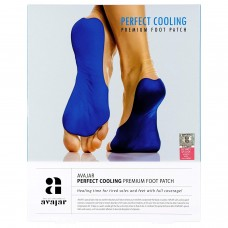 Avajar Perfect Cooling Premium Foot Patch