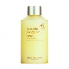 Botanic Farm Avocado Honey Rich Toner 170 ml