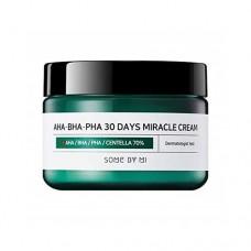Some by Mi AHA BHA PHA 30 Days Miracle Cream 50 ml