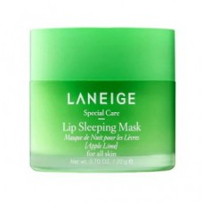 LANEIGE Lip Sleeping Mask 8g (Apple Lime) Masca buze Mere si Lime