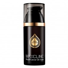 MaxClinic Royal Caviar Oil Foam Black Edition 110 ml