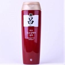 Ryo Hambit Damage Hair Care Shampoo 180 ml Sampon pentru par degradat