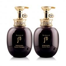 Imperial Oriental Medicine Whoo Spa Essence Rinse & Shampoo Set Ingrijire par de Lux