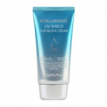 Farmstay Hyaluronic UV Shield Sun Block Cream SPF50+/ PA+++ 70 g