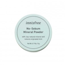 Innisfree No Sebum Mineral Powder 5 g