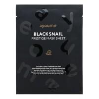 Ayoume Black Snail Prestige Mask