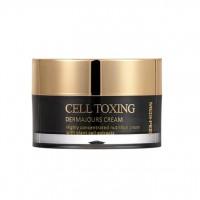 Medi-Peel Cell Toxing Dermajours Cream 10 ml Crema nutritiva anti-rid Travel size