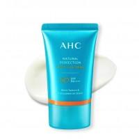 AHC  Natural Perfection Moist Sun Cream SPF 50+/PA++++ 50 ml