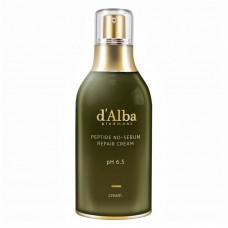 d'Alba Peptide No Sebum Repair Cream 50 ml
