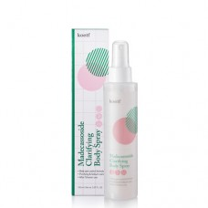Petitfee Koelf Madecassoside Clarifying Body Spray 150ml Spray de curatare pentru corp