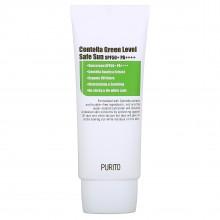 Purito Centella Green Level Safe Sun SPF50+PA++++ 60 ml Crema regeneranta pentru protectie solara