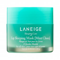 LANEIGE Lip Sleeping Mask 8g  (Mint Choco) Masca buze