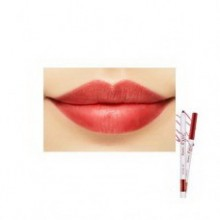 Missha Silky Lasting Lip Pencil nuanta Salsa Red
