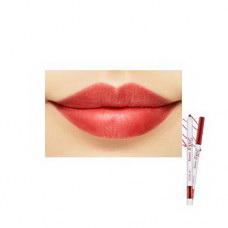 Missha Silky Lasting Lip Pencil nuanta Salsa Red