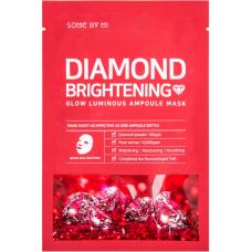 Some By Mi Diamond Brightening Glow Luminous Ampoule Mask