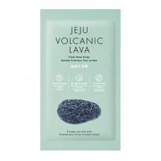 The Face Shop Jeju Volcanic Lava Nose Strips Benzi nas puncte negre